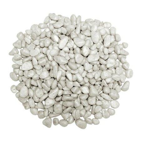 Grava Blanco mate no tóxica 7MM 1KG