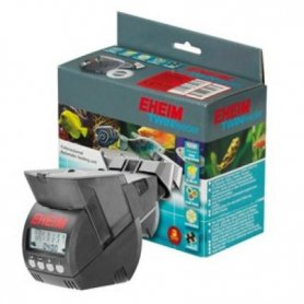 Comedero automático digital Twin 3582 para acuarios o terrarios Eheim