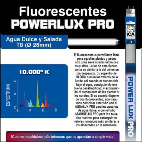 Tubo Fluorescente POWER LUX PRO 15W