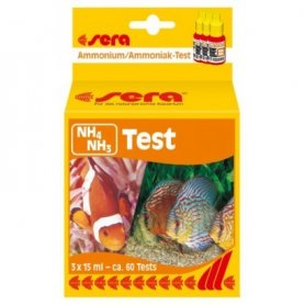 SERA TEST  AMONIO/AMONIACO 15ML