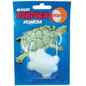 Calcio en bloque para tortugas con forma de tortuga Dapac