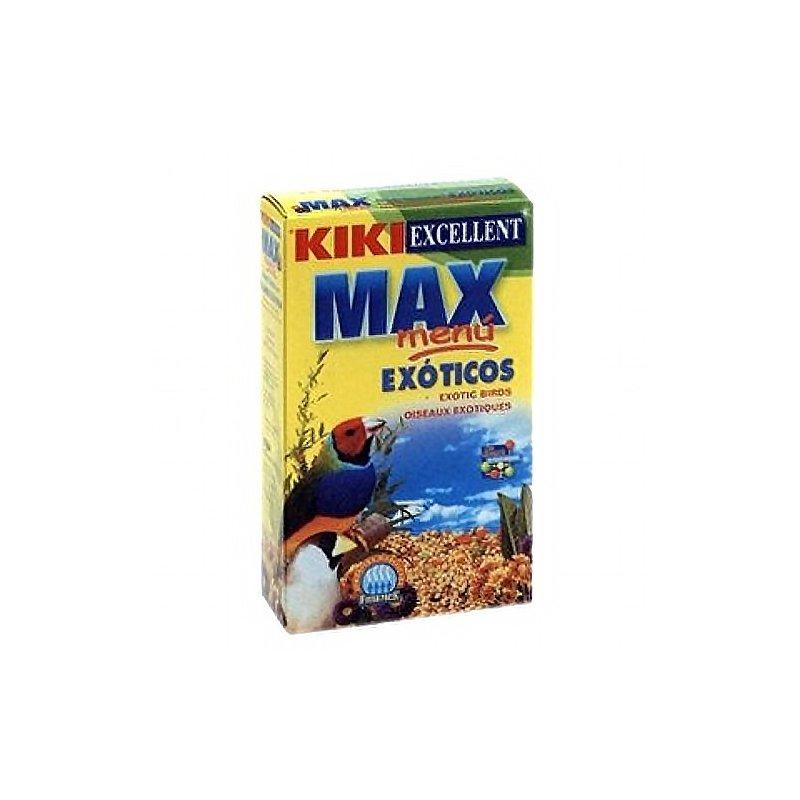 KIKI MENU COMIDA PÁJAROS EXOTICOS 400GR