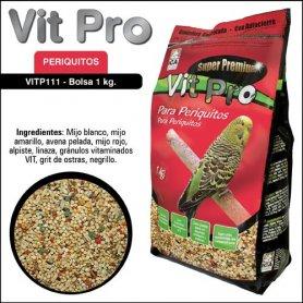 Vit Pro 1kg Alimento Para Periquitos