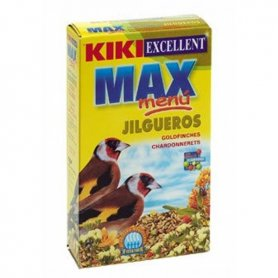KIKI MAX MENU COMIDA PARA JILGUEROS 400GR
