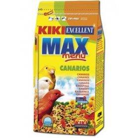KIKI MAX MENU COMIDA PARA CANARIOS 500GR