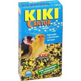 KIKI Cantor 300gr Restaurador del canto para pájaros