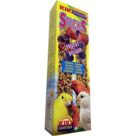 KIKI STICKS FRUTAS BOSQUE CANARIOS