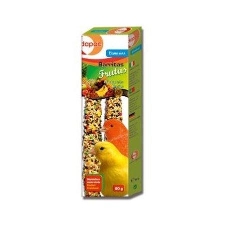 Barritas para Canarios Frutas - Dapac