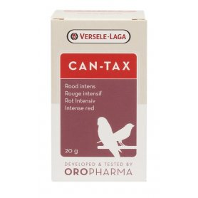 Can-Tax pigmentante rojo 20 gr