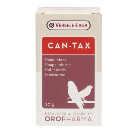 Can-Tax pigmentante rojo 20 gr