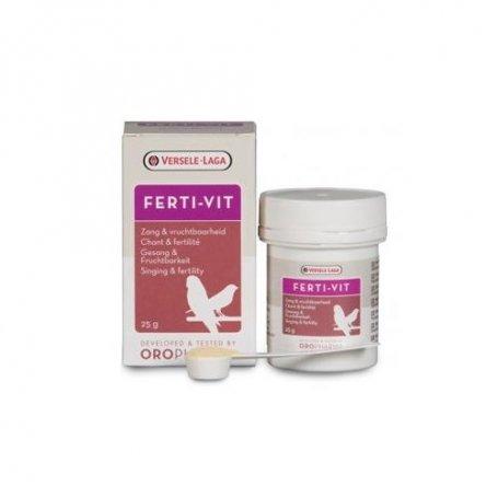 Vitamina estimulante fecundidad 25g Orlux Ferti-vit