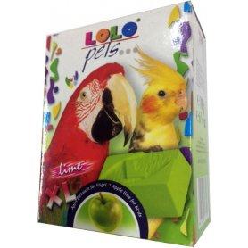 Lolo Pets Bloque (XL) Mineral Manzana para Loros