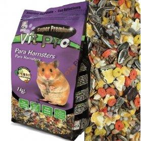 Comida para Hamster 1Kg - Vit Pro Super Premium