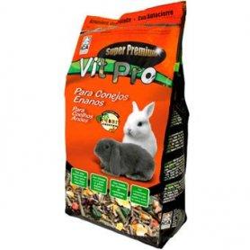 Comida 3kg Conejos Enanos - Vit Pro