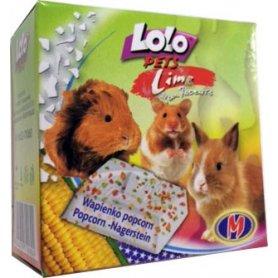 Lolo Pets Bloque (M) Mineral Maiz para roedores