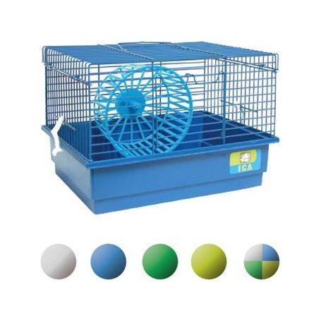Jaula pequeña económica para Hamsters - Miky