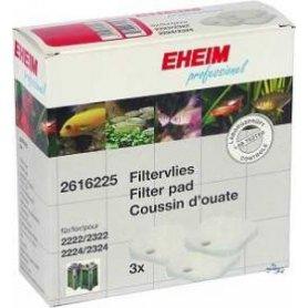 Esponjas filtrantes (3 piezas blancas) filtro 2222/24