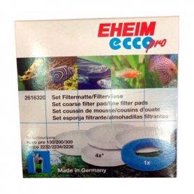 Esponjas filtrantes (2 piezas ) filtro Eco Pro 32/3436