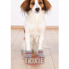 Calcetines Perro Antideslizante Xs-S 2 Un. Trixie
