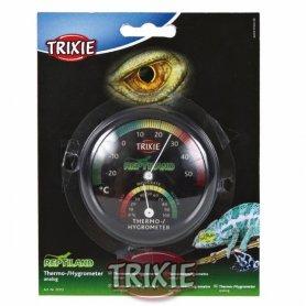 Termometro Higrometro Analogico Trixie