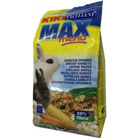 Kiki Max Menu Conejos Enanos 1Kg
