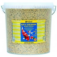 Tropical Koi & Goldfish Basic Sticks 11L 900GR