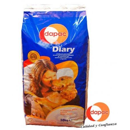 Dapac Diary Pienso Mantenimiento 20Kg