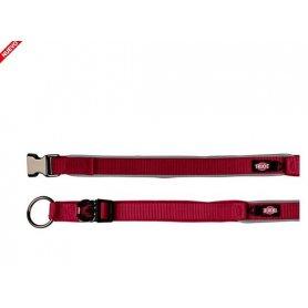 Collar Experience, Xs-S, 30-40 Cm-15 Mm, Rojo Vino