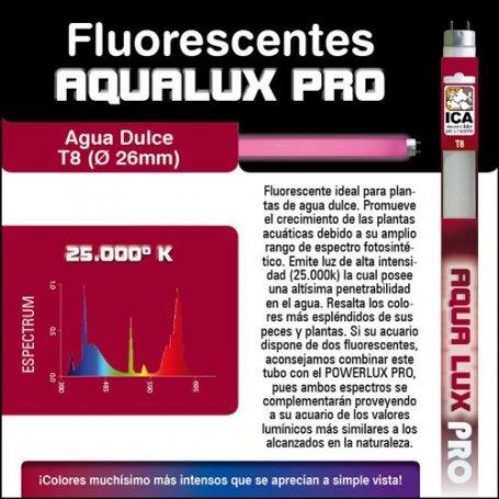 Tubo Fluorescente AQUA LUX 10W