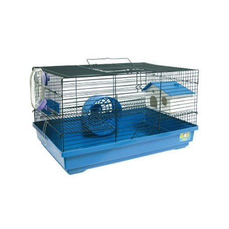 Jaula Hamsters Fancy 47x30x27Cm