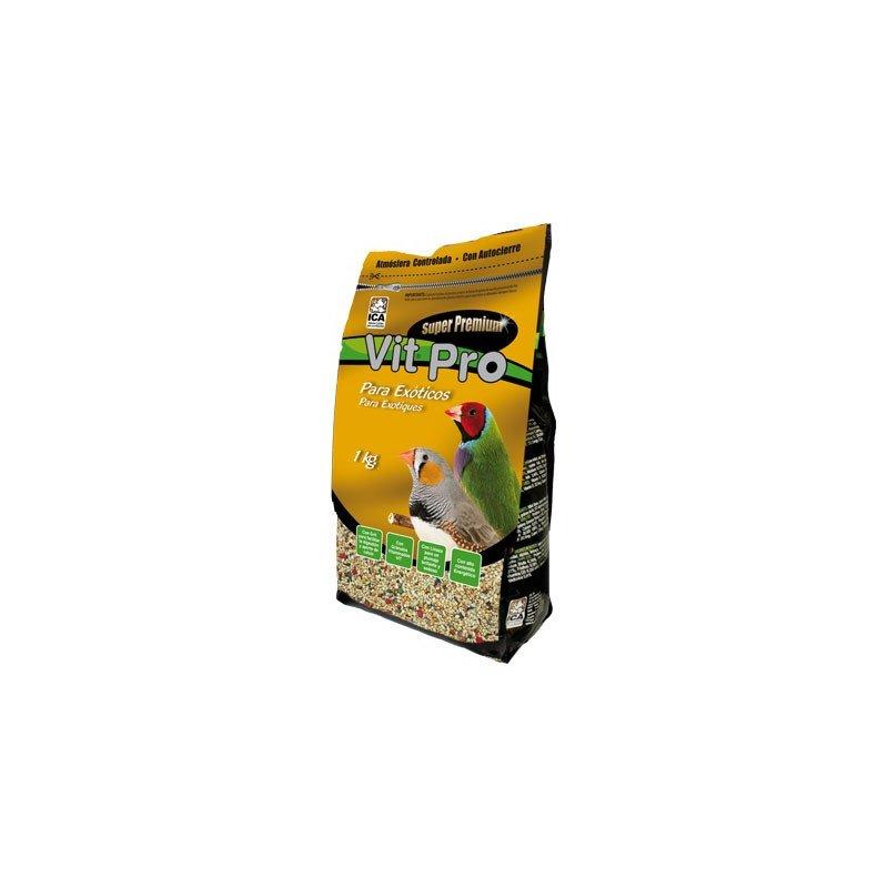 Alimento Exoticos Vit Pro 1Kg