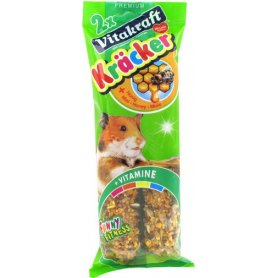 Vit Barritas Hamster Fruta 2 Un