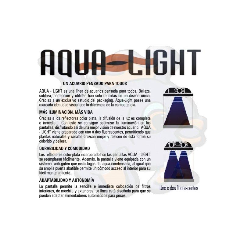 Kit Acuario Aqualight 240 L