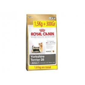 Royal Canin Especial Yorkshire Terrier Adult 1,5 Kg + 300 Gr