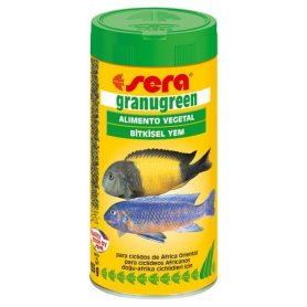 Sera Granugreen 250 Ml