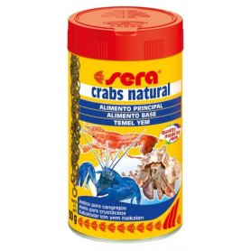 Sera Crabs Natural Anillos 100Ml