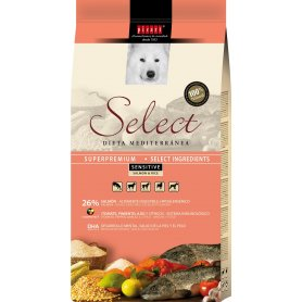 Select Menu Sensitive Salmon Y Arroz 15Kg