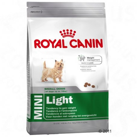 Royal Canin 2Kg, Mini Light, perros pequeños sobrepeso
