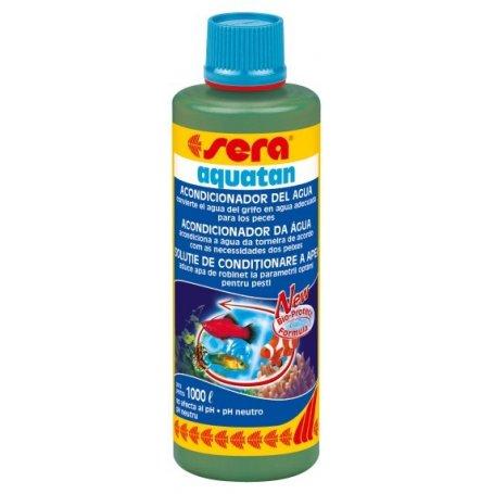 Sera Aquatan 250 Ml Acondicionador De Agua