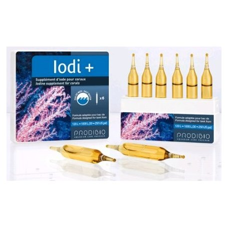 Iodi+ (Prodibio) 30 Ampollas
