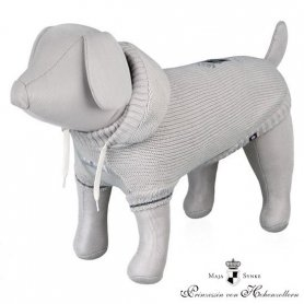 Jersey Dog Prince, Xs, 27 Cm, Gris