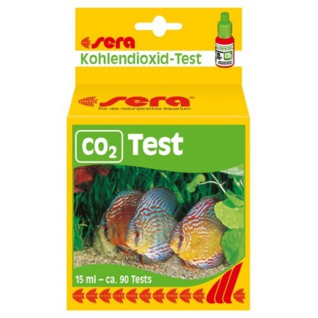 Sera Test Permanente De C02 15 Ml