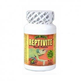Vitamina En Polvo Par Reptiles Zoomed 57 Gramos