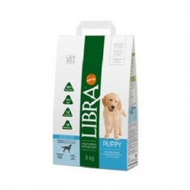 Libra Dog Junior Pollo 3Kg pienso perros Affinity