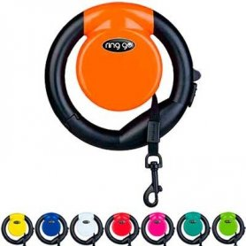 Correa Ring Go Extensible Vitakraft Naranja