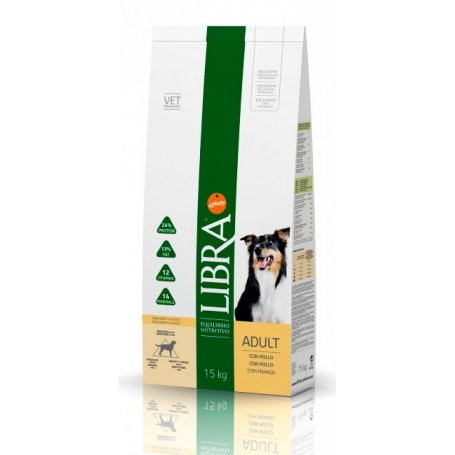Libra Dog Adult 15Kg pienso para perros - Affinity