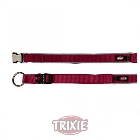 Collar Experience Xs 26-33Cm X 10Mm Rojo Vino