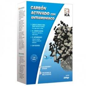 Carbon Activado Con Zeolita 200Gr
