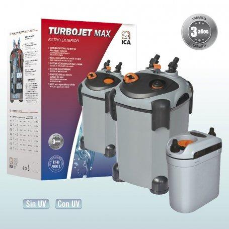 Filtro Exterior Turbojet Max 850L/H