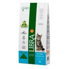 Libra Cat Kitten 1,5Kg pienso Pollo Gatos - Affinity